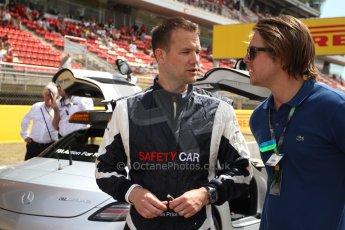 World © Octane Photographic Ltd. Mercedes SLS AMG F1/GP2/GP3 Safety Car - Leon Price (GP2 Safety car observer). Digital Ref : 0939cb7d0123