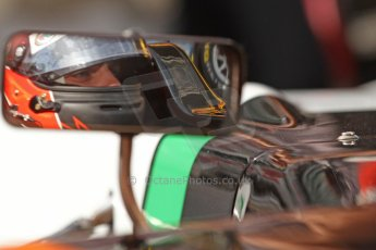 World © Octane Photographic Ltd. Saturday 10th May 2014. GP3 Qualifying – Circuit de Catalunya, Barcelona, Spain. Ivan Taranov - Hilmer Motorsport. Digital Ref :