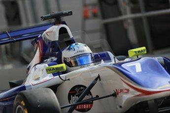 World © Octane Photographic Ltd. Saturday 10th May 2014. GP3 Qualifying – Circuit de Catalunya, Barcelona, Spain. Carmen Jorda - Koiranen GP. Digital Ref :