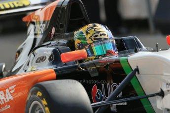 World © Octane Photographic Ltd. Saturday 10th May 2014. GP3 Qualifying – Circuit de Catalunya, Barcelona, Spain. Beitske Visser - Hilmer Motorsport. Digital Ref :