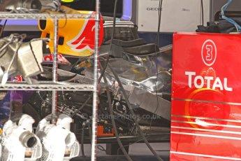 World © Octane Photographic Ltd. Saturday 10th May 2014. Circuit de Catalunya - Spain - Formula 1 Practice 3. Infiniti Red Bull Racing RB10 – Daniel Ricciardo. Digital Ref: 0935cb7d9588