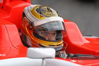 World © Octane Photographic Ltd. Sunday 11th May 2014. GP3 Race 2 – Circuit de Catalunya, Barcelona, Spain. Ryan Cullen - Marussia Manor Racing. Digital Ref : 0940cb7d0478