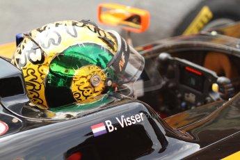 World © Octane Photographic Ltd. Sunday 11th May 2014. GP3 Race 2 – Circuit de Catalunya, Barcelona, Spain. Beitske Visser - Hilmer Motorsport. Digital Ref : 0940cb7d0546