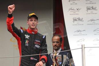 World © Octane Photographic Ltd. Sunday 11th May 2014. GP3 Race 2 – Circuit de Catalunya, Barcelona, Spain. Dean Stoneman - Marussia Manor Racing. Digital Ref : 0940cb7d0629