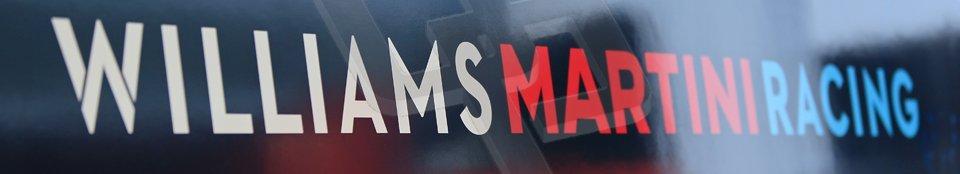 World © Octane Photographic Ltd. Thursday 8th May 2014. Circuit de Catalunya - Spain - Formula 1 Paddock. Williams Martini Racing logo. Digital Ref: 0922lb1d2829