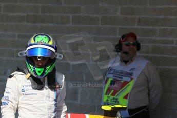 World © Octane Photographic Ltd. Saturday 1st November 2014, F1 USA GP, Austin, Texas, Circuit of the Americas (COTA) - Qualifying. Williams Martini Racing FW36 – Felipe Massa. Digital Ref: 1149LB1D0394