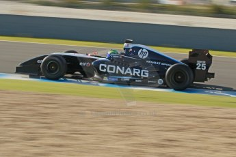 World © Octane Photographic Ltd. World Series by Renault collective test, Jerez de la Frontera, March 24th 2014. Pons Racing – Robert Visoiu. Digital Ref : 0897cb1d4526
