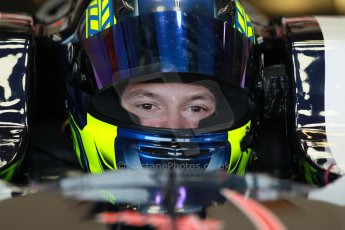 World © Octane Photographic Ltd. World Series by Renault collective test, Jerez de la Frontera, March 24th 2014. Pons Racing – Robert Visoiu. Digital Ref : 0897cb1d4826