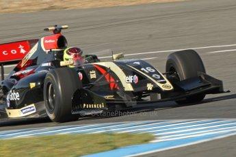 World © Octane Photographic Ltd. World Series by Renault collective test, Jerez de la Frontera, March 24th 2014. Lotus – Matthieu Vaxiviere. Digital Ref : 0897cb7d7695