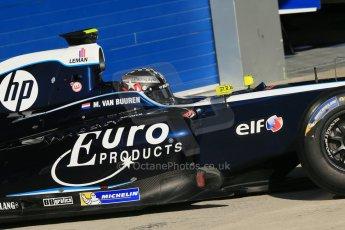 World © Octane Photographic Ltd. World Series by Renault collective test, Jerez de la Frontera, March 24th 2014. Pons Racing – Meindert van Buuren. Digital Ref : 0897lb1d6805