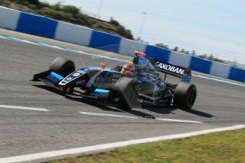 World © Octane Photographic Ltd. World Series by Renault collective test, Jerez de la Frontera, March 24th 2014. Tech 1 Racing – Marco Sorensen. Digital Ref : 0897lb1d7539