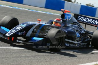 World © Octane Photographic Ltd. World Series by Renault collective test, Jerez de la Frontera, March 24th 2014. Tech 1 Racing – Marco Sorensen. Digital Ref : 0897lb1d7565