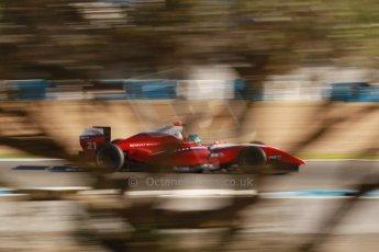 World © Octane Photographic Ltd. World Series by Renault collective test, Jerez de la Frontera, March 25th 2014. Zeta Corse – Roman Mavlanov. Digital Ref : 0898cb1d6755