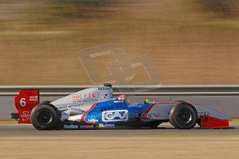 World © Octane Photographic Ltd. World Series by Renault collective test, Jerez de la Frontera, March 25th 2014. International Draco Racing – Luca Ghiotto. Digital Ref : 0898cb1d6842