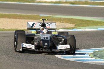 World © Octane Photographic Ltd. World Series by Renault collective test, Jerez de la Frontera, March 25th 2014. Strakka Racing – Matias Laine. Digital Ref : 0898cb7d7911
