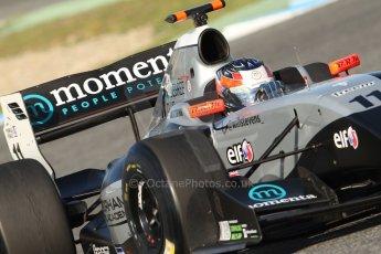 World © Octane Photographic Ltd. World Series by Renault collective test, Jerez de la Frontera, March 25th 2014. Strakka Racing – Will Stevens. Digital Ref : 0898cb7d8014