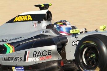 World © Octane Photographic Ltd. World Series by Renault collective test, Jerez de la Frontera, March 25th 2014. Strakka Racing – Matias Laine. Digital Ref : 0898cb7d8033