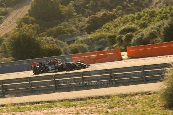 World © Octane Photographic Ltd. World Series by Renault collective test, Jerez de la Frontera, March 25th 2014. Lotus – Matthieu Vaxiviere. Digital Ref : 0898lb1d8166