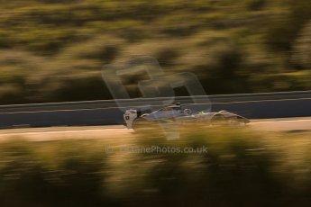 World © Octane Photographic Ltd. World Series by Renault collective test, Jerez de la Frontera, March 25th 2014. Strakka Racing – Matias Laine. Digital Ref : 0898lb1d8259