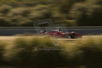 World © Octane Photographic Ltd. World Series by Renault collective test, Jerez de la Frontera, March 25th 2014. Zeta Corse. – Roberto Merhi Digital Ref : 0898lb1d8373