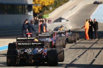 World © Octane Photographic Ltd. World Series by Renault collective test, Jerez de la Frontera, March 26th 2014. DAMS - Carlos Sainz jnr. Digital Ref : 0899cb1d7022