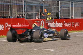 World © Octane Photographic Ltd. World Series by Renault collective test, Jerez de la Frontera, March 26th 2014. Lotus – Matthieu Vaxiviere. Digital Ref : 0899cb1d7236