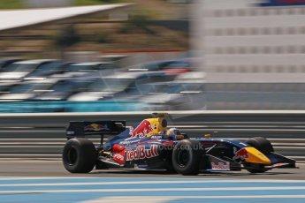 World © Octane Photographic Ltd. World Series by Renault collective test, Jerez de la Frontera, March 26th 2014. DAMS - Carlos Sainz jnr. Digital Ref : 0899cb1d7267