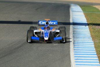 World © Octane Photographic Ltd. World Series by Renault collective test, Jerez de la Frontera, March 26th 2014. Comtech Racing – Nikolay Martsenko. Digital Ref : 0899lb1d8443