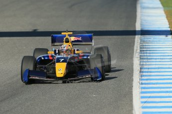World © Octane Photographic Ltd. World Series by Renault collective test, Jerez de la Frontera, March 26th 2014. Arden Motorsport – Pierre Gasly. Digital Ref : 0899lb1d8487