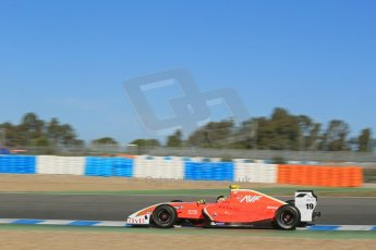 World © Octane Photographic Ltd. World Series by Renault collective test, Jerez de la Frontera, March 26th 2014. AVF – Beitske Visser. Digital Ref : 0899lb1d8850