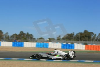 World © Octane Photographic Ltd. World Series by Renault collective test, Jerez de la Frontera, March 26th 2014. Strakka Racing – Will Stevens. Digital Ref : 0899lb1d8883