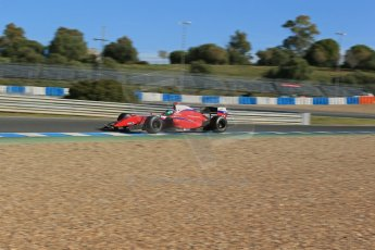 World © Octane Photographic Ltd. World Series by Renault collective test, Jerez de la Frontera, March 26th 2014. Zeta Corse – Roman Mavlanov. Digital Ref : 0899lb1d9033