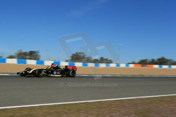 World © Octane Photographic Ltd. World Series by Renault collective test, Jerez de la Frontera, March 26th 2014. Lotus – Marlon Stockinger. Digital Ref : 0899lb1d9171