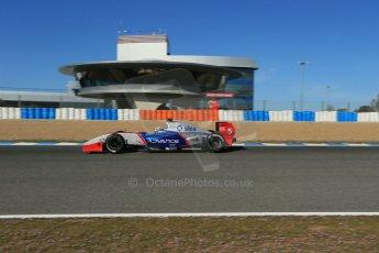 World © Octane Photographic Ltd. World Series by Renault collective test, Jerez de la Frontera, March 26th 2014. International Draco Racing – Pietro Fantin. Digital Ref : 0899lb1d9209