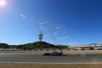 World © Octane Photographic Ltd. World Series by Renault collective test, Jerez de la Frontera, March 26th 2014. Strakka Racing – Will Stevens. Digital Ref : 0899lb1d9348