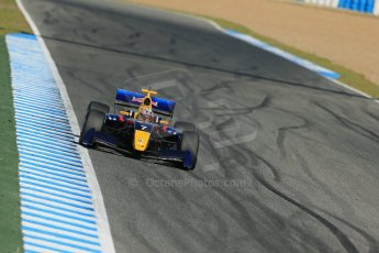 World © Octane Photographic Ltd. World Series by Renault collective test, Jerez de la Frontera, March 26th 2014. Arden Motorsport – Pierre Gasly. Digital Ref : 0899lb1d9637