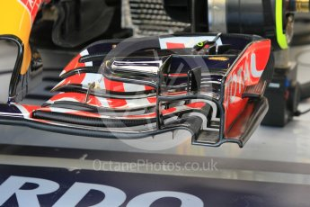 World © Octane Photographic Ltd. Infiniti Red Bull Racing RB11. Friday 27th November 2015, F1 Abu Dhabi Grand Prix, Practice 1, Yas Marina. Digital Ref: 1477CB1L4815