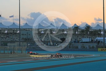 World © Octane Photographic Ltd. Infiniti Red Bull Racing RB11 – Daniil Kvyat. Friday 27th November 2015, F1 Abu Dhabi Grand Prix, Practice 2, Yas Marina. Digital Ref: 1478CB7D1983