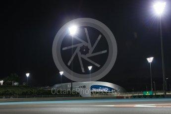 World © Octane Photographic Ltd. Friday 27th November 2015, F1 Abu Dhabi Grand Prix, Practice 2, Yas Marina. Digital Ref: 1478LB1D8002