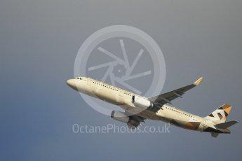 World © Octane Photographic Ltd. Friday 27th November 2015. Etihad Airbus A321-231. GP3 Qualifying - Yas Marina, Abu Dhabi. Digital Ref. : 1479CB1L5343