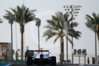 World © Octane Photographic Ltd. Friday 27th November 2015. Trident – Michele Beretta. GP3 Qualifying - Yas Marina, Abu Dhabi. Digital Ref. : 1479CB1L5353