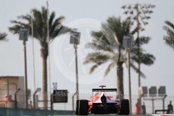 World © Octane Photographic Ltd. Friday 27th November 2015. Arden International – Emil Bernstorff. GP3 Qualifying - Yas Marina, Abu Dhabi. Digital Ref. : 1479CB1L5371