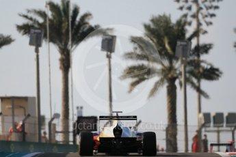 World © Octane Photographic Ltd. Friday 27th November 2015. Campos Racing – Alex Palou. GP3 Qualifying - Yas Marina, Abu Dhabi. Digital Ref. : 1479CB1L5378