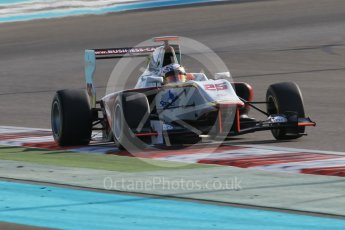 World © Octane Photographic Ltd. Friday 27th November 2015. Campos Racing – Konstantin Tereshchenko. GP3 Qualifying - Yas Marina, Abu Dhabi. Digital Ref. : 1479CB1L5536