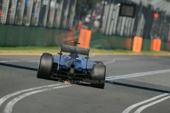World © Octane Photographic Ltd. Mercedes AMG Petronas F1 W06 Hybrid – Nico Rosberg. Friday 13th March 2015, F1 Australian GP Practice 1, Melbourne, Albert Park, Australia. Digital Ref: 1200LB1D5635