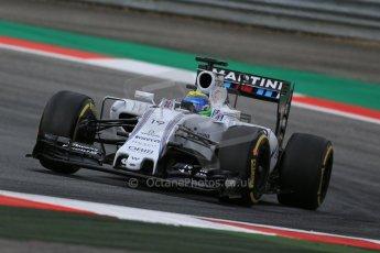 World © Octane Photographic Ltd. Williams Martini Racing FW37 – Felipe Massa. Friday 19th June 2015, F1 Austrian GP Practice 1, Red Bull Ring, Spielberg, Austria. Digital Ref: 1304LB1D5657