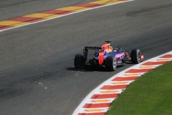 World © Octane Photographic Ltd. Infiniti Red Bull Racing RB11 – Daniel Ricciardo. Saturday 22nd August 2015, F1 Belgian GP Qualifying, Spa-Francorchamps, Belgium. Digital Ref: 1382LB1D0314