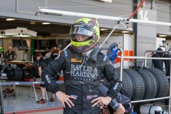 World © Octane Photographic Ltd. Friday 3rd July 2015. Hilmer Motorsport – Nick Yelloly. GP2 Practice – Silverstone, UK. Digital Ref. : 1329JM1D3192