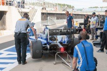 World © Octane Photographic Ltd. Friday 3rd July 2015. Carlin – Johnny Cecotto. GP2 Practice – Silverstone, UK. Digital Ref. : 1329JM1D3211