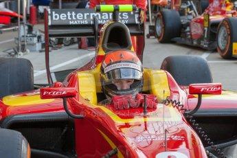 World © Octane Photographic Ltd. Friday 3rd July 2015. Racing Engineering – Alexander Rossi. GP2 Practice – Silverstone, UK. Digital Ref. : 1329JM1D3852